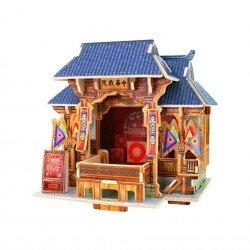 Puzzle 3D en bois Théâtre chinois