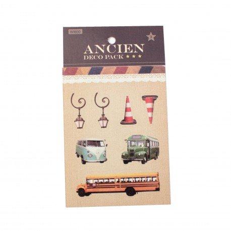 Sticker - Bus