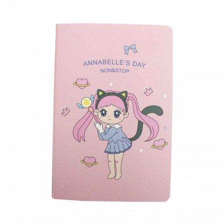 Cahier ligné Annabelle