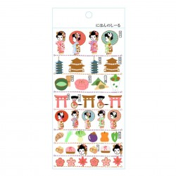 Stickers - Japon Nihon