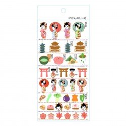 Stickers - Japon Nihon