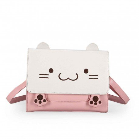 Sac bandoulière Chat kawaii