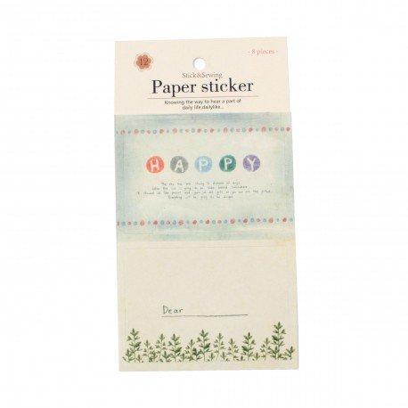 Sticker - Happy