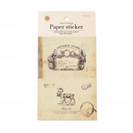 Sticker - Antique