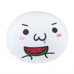 Coussin boule mochi anti-stresse kawaii emoji 6 Pastèque