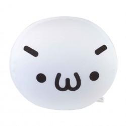 Coussin boule mochi anti-stresse kawaii emoji 5 Etonné