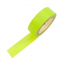 Masking tape couleur vert claire