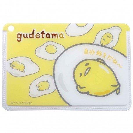 Protège carte Sanrio Gudetama