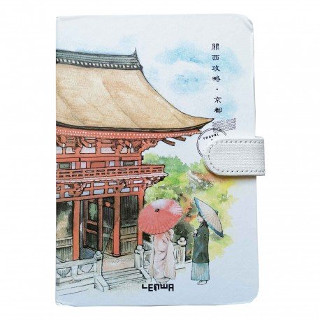 Carnet Kyoto
