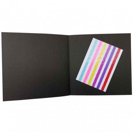 Grand carnet album Licorne