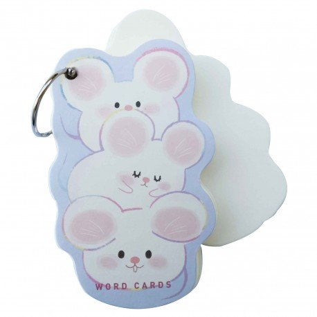 Bloc de notes kawaii Souris