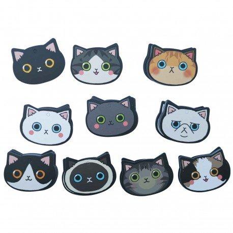 Marque pages Bouilles de chat
