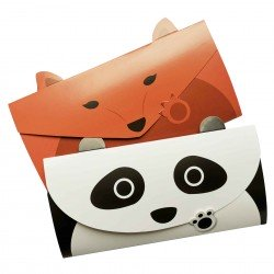 Petite enveloppe-carte kawaii