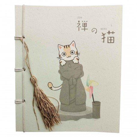 Carnet Chat Zen