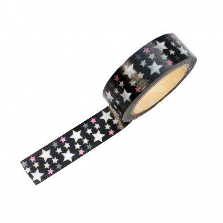 Masking tape - Stars