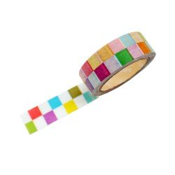 Masking tape - Color cubes