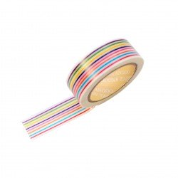 Masking tape - Color lines