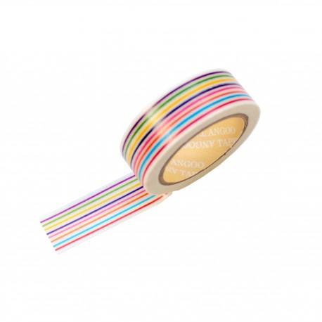 Masking tape - Color lines