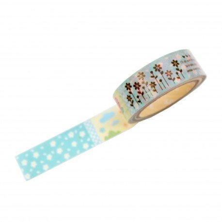 Masking tape - Fleurs