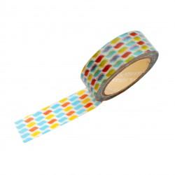 Masking tape - Ondulé