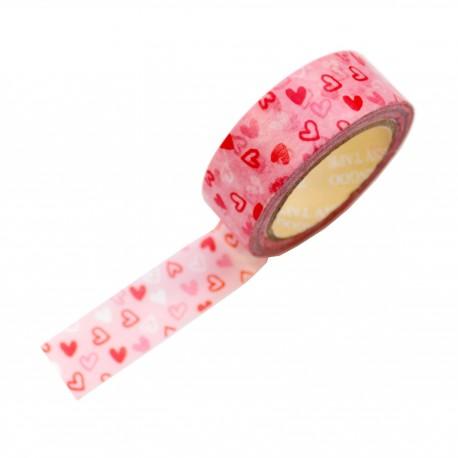 Masking tape - Petit coeur
