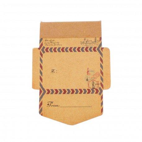 Bloc de notes - Mini enveloppe - Italie