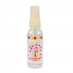 Travel bottle - Flacon de voyage 60ml - Pommes