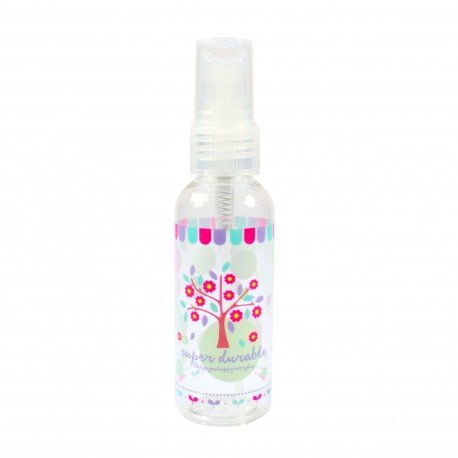 Travel bottle - Flacon de voyage 60ml - Flowers