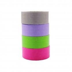 Pack Masking tape - palette de couleur 3