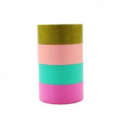 Pack Masking tape - palette de couleur 4
