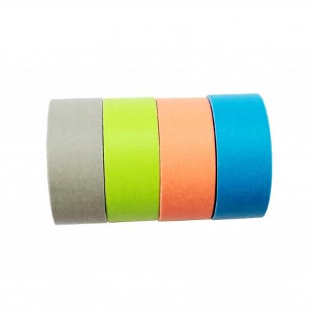 Pack Masking tape - palette de couleur 5