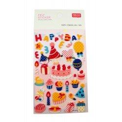 Sticker - Joyeux anniversaire