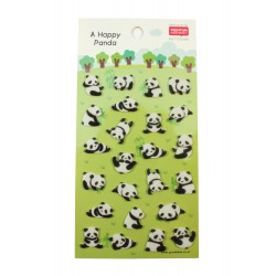 Sticker - Happy Panda