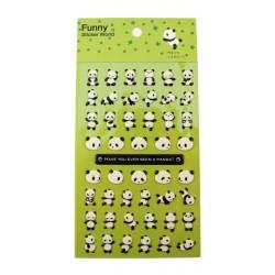 Sticker - Panda qui danse
