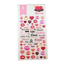Sticker - Kiss me
