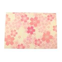 Pochette cadeau - Fleurs de cerisiers du Japon