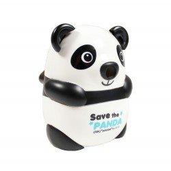 Taille crayons manuel save the panda sauvez le panda